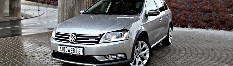 VW Passat Variant 2,0 TDI | MÜÜDUD 01.02.2018