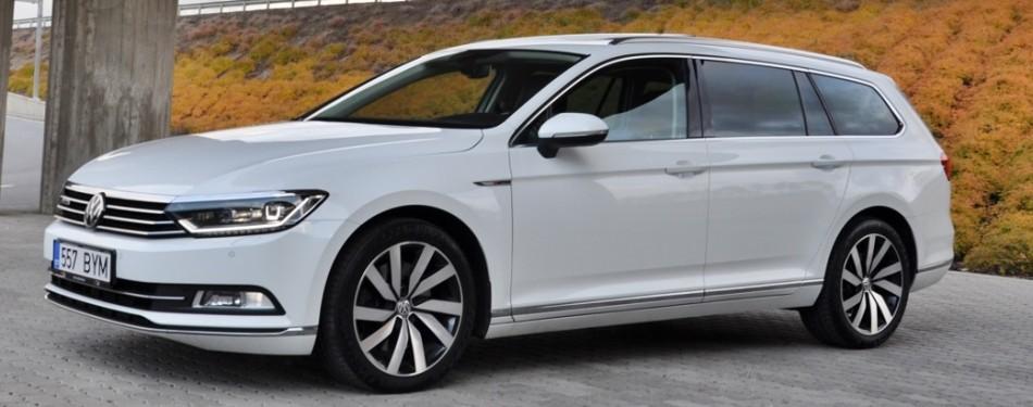 Volkswagen Passat 4Motion | MÜÜDUD 21.11.2018