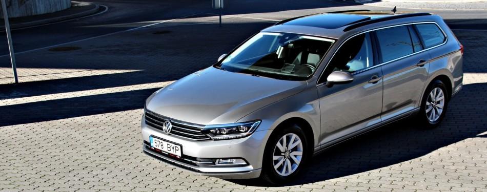 Volkswagen Passat | MÜÜDUD 17.12.2018