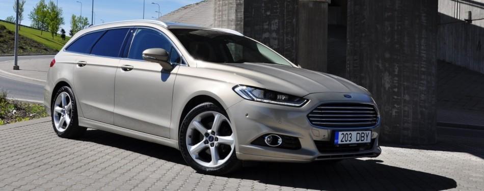 Ford Mondeo Titanium | MÜÜDUD 17.07.2019