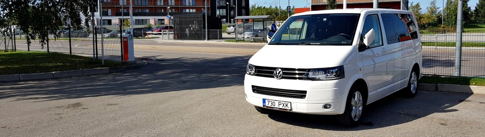 VW T5 Multivan 4Motion | MÜÜDUD 22.08.2019