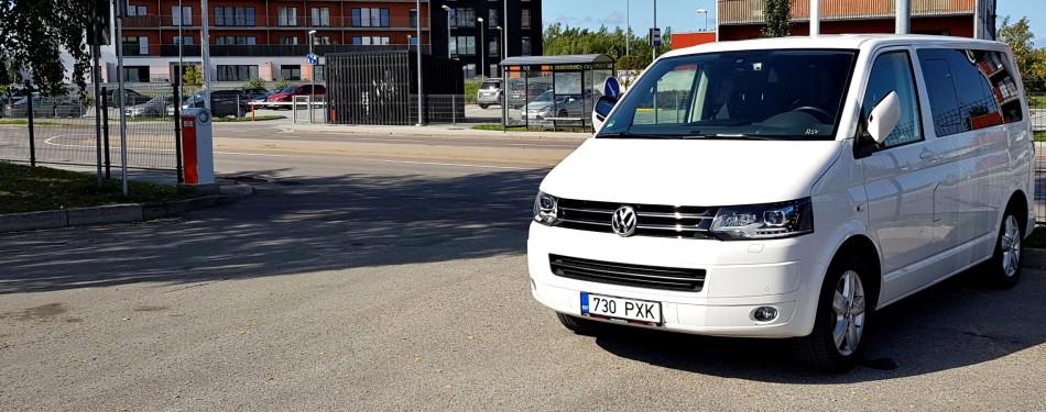 VW T5 Multivan 4Motion | MÜÜDUD 22.08.2019