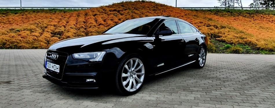 Audi A5 Sportback | MÜÜDUD 22.10.2019