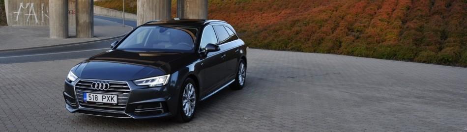 Audi A4 Avant Quattro | MÜÜDUD 29.01.2020