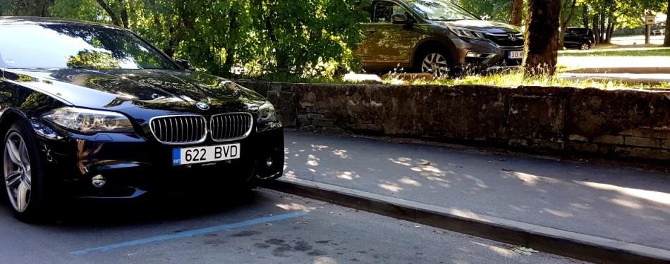 BMW 530d M xDrive | MÜÜDUD 10.08.2017