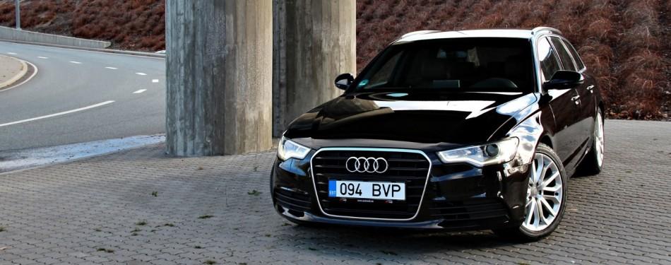 Audi A6 2,0TDI Avant | MÜÜDUD 26.12.2017