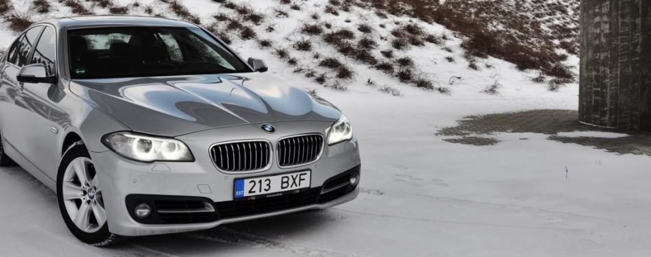 BMW 525d Steptronic | MÜÜDUD 17.04.2018