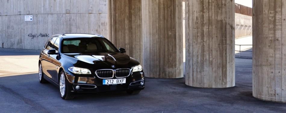 BMW 535d xDrive Luxury | MÜÜDUD 30.05.2018