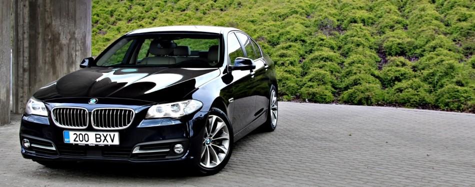 BMW 530 D xDrive | MÜÜDUD 03.08.2018