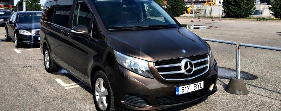 Mercedes-Benz V250 | MÜÜDUD 11.09.2018