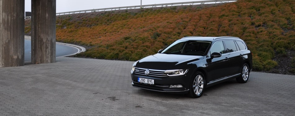 VW Passat 4Motion Highline | MÜÜDUD 18.09.2018
