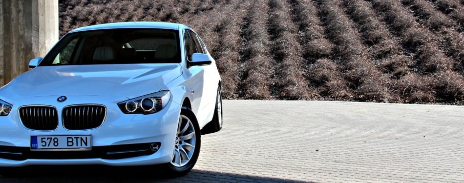 BMW 530 Gran Turismo | MÜÜDUD 16.11.2018