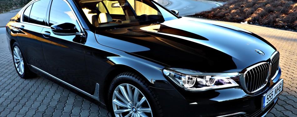 BMW 740D xDrive   MÜÜDUD 09.09.2021