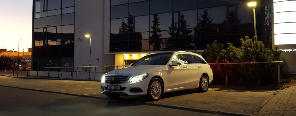 Mercedes-Benz C220 | MÜÜDUD 15.04.2019