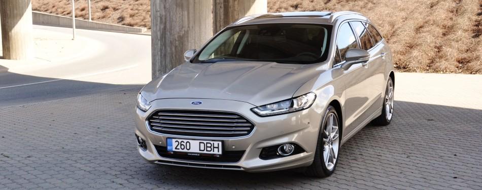 Ford Mondeo Titanium | MÜÜDUD 24.04.2019