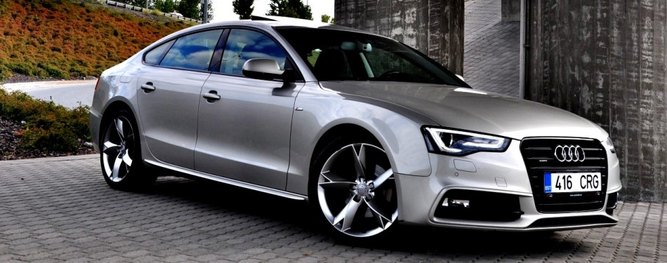 Audi A5 Sportback Quattro | MÜÜDUD 15.08.2019
