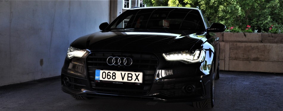 Audi A6 AVANT | MÜÜDUD 30.07.2020