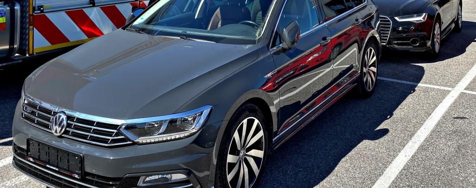 VW Passat R-LINE | MÜÜDUD 29.10.2020