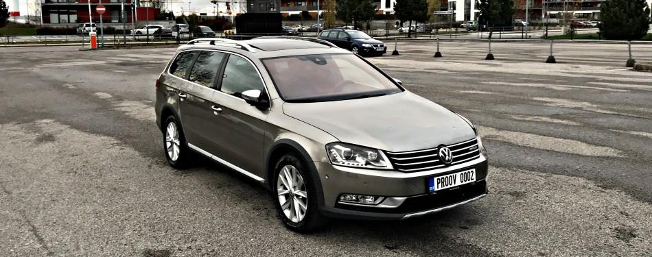 VW Passat ALLTRACK | MÜÜDUD 05.11.2020