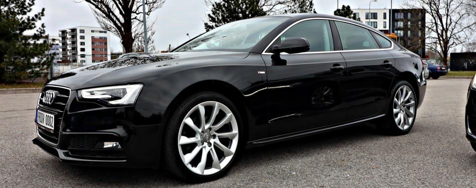 Audi A5 Sportback | MÜÜDUD 03.02.2021