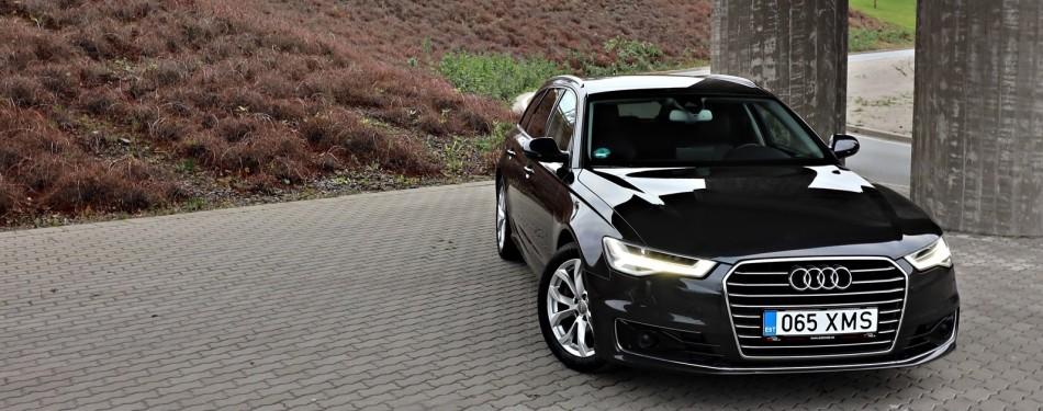 Audi A6 AVANT | MÜÜDUD 14.04.2021