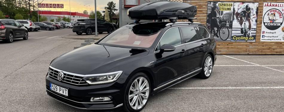 VW Passat 4M R-LINE | MÜÜDUD 10.06.2021