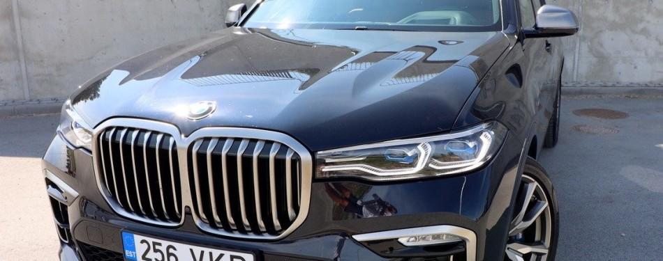 BMW X7 M50D | MÜÜDUD 25.08.2021